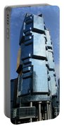 Hong Kong Architecture 73 Portable Battery Charger