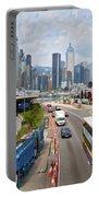 Hong Kong Traffic II Portable Battery Charger