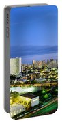 Honolulu City Lights Portable Battery Charger