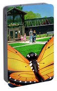 Honor Heights Butterfly House Portable Battery Charger