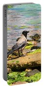 Hooded Crow Portable Battery Charger