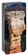 Hoodoo In Bryce Canyon Portable Battery Charger