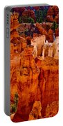 Hoodoos Bryce Canyon Portable Battery Charger