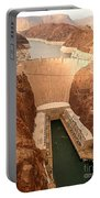 Hoover Dam Scenic View Portable Battery Charger
