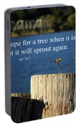 Hope For A Tree Portable Battery Charger