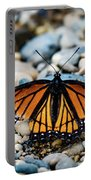 Hope Of The Monarch Butterfly Portable Battery Charger