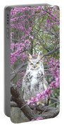 Horned Owl Portable Battery Charger