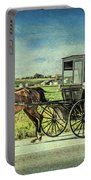 Horse And Buggy Portable Battery Charger