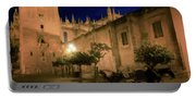 Horse And Carriage Seville Spain Portable Battery Charger