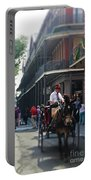 Horse Carriage Ride Portable Battery Charger