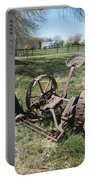 Horse Drawn Sickle Mower Portable Battery Charger