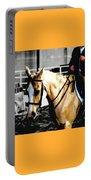 Horse Equus Ferus Caballus V2 Portable Battery Charger