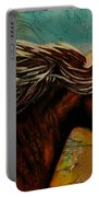 Horse In Heaven Portable Battery Charger