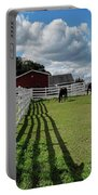 Horse Pen Portable Battery Charger