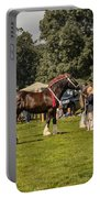 Horse Show Portable Battery Charger