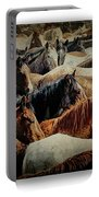 Horses 29 Portable Battery Charger