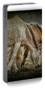 Horses 39 Portable Battery Charger