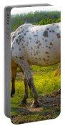 Horses And Buttercups Portable Battery Charger