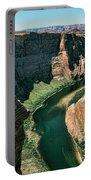 Horseshoe Bend Arizona Colorado River  Portable Battery Charger