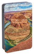 Horseshoe Bend - Colorado River - Arizona Portable Battery Charger