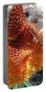 Horton Butterflies Portable Battery Charger