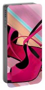 Hot Momma's Hot Pink Pumps Portable Battery Charger