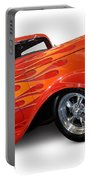 Hot Rod Ford Coupe 1932 Portable Battery Charger