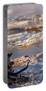 Mammoth Hot Springs One Portable Battery Charger