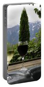 Hot Tub And Wine Portable Battery Charger