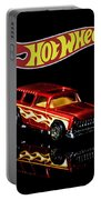 Hot Wheels '55 Chevy Nomad 2 Portable Battery Charger by James Sage