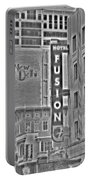 Hotel Fusion Portable Battery Charger