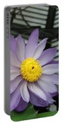 Hothouse Waterlily Portable Battery Charger