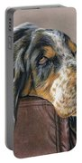 Hound Dog Portable Battery Charger