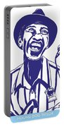 Hound Dog Taylor Portable Battery Charger