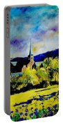 Hour Village Belgium Portable Battery Charger