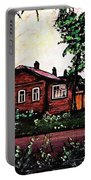 House In Sergiyev Posad   Portable Battery Charger