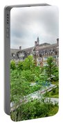 House N, House O And House P At Duke University Portable Battery Charger