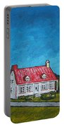 House On Ile D'orleans Portable Battery Charger