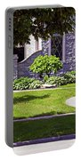 House On Wisconsin Avenue Portable Battery Charger