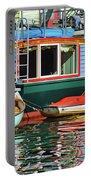 Houseboats 4 - Lake Union - Seattle Portable Battery Charger