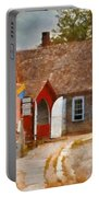 Houses - Maritime Village  Portable Battery Charger