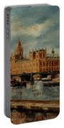 Houses  Of  Parliament  - London Portable Battery Charger