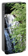 Houston Brook Falls Square Portable Battery Charger