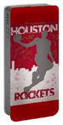 Houston Rockets Portable Battery Charger