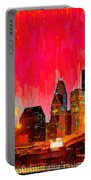 Houston Skyline 117 - Pa Portable Battery Charger