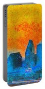 Houston Skyline 41 - Pa Portable Battery Charger