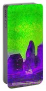 Houston Skyline 43 - Pa Portable Battery Charger