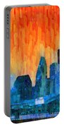 Houston Skyline 81 - Pa Portable Battery Charger