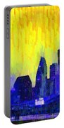 Houston Skyline 83 - Pa Portable Battery Charger