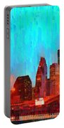 Houston Skyline 87 - Pa Portable Battery Charger